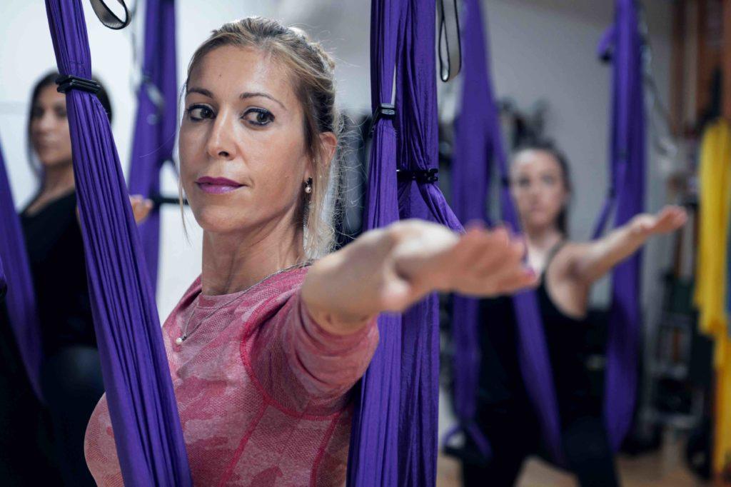 Ioga Pilates Aeri